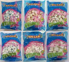 Marshmallow Bulgari Busta da 1kg Caramelle Gluten Free Vari Gusti Marsh Mallow