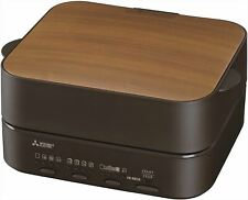 Mitsubishi Electric bread oven Brown TO-ST1-T