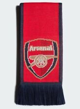 ADIDAS ARSENAL FC CLUB SCARF SOCCER SCARF FOOTBALL EH5092 NEW WITH TAGS