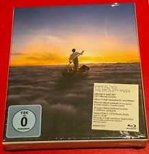 DELUXE BOXSET PINK FLOYD CD ALBUM BLUE-RAY HARDBACK BOOK 3 COLLECTABLE POSTCARDS