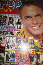 Pop Rocky Nr.37 1996 Paddy Kelly Tom Cruise mini Poster BSB Tic Tac Toe Cita Sex
