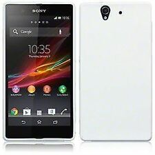 Fundas y carcasas Sony color principal blanco para teléfonos móviles y PDAs