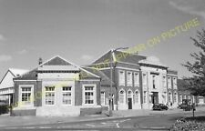 Clacton-on-Sea Railway Station Photo. Thorpe-le-Soken and Colchester Line. (15)