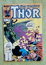 Thor #354 (Apr 1985, Marvel) 8.0 VF