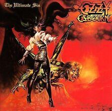 The Ultimate Sin by Ozzy Osbourne (CD Nov-2006, Sony (USA) ~145