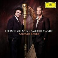 Rolando Villazon - Serenata Latina CD NEU OVP VÖ 02.10.2020