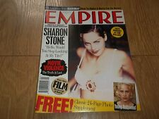 EMPIRE MAGAZINE NO.59 MAY 1994 - SHARON STONE / JULIETTE LEWIS / MIA FARROW