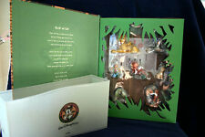 1999 DISNEY CONVENTION, CHRISTMAS ORNAMENT SET, THE LION KING
