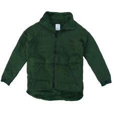 Dutch Army Fleece Jacket T1 Cold Weather Zip 80% Wool