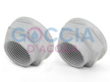 Genuine MINI R50 R53 R56 R55 R52 R57 Cooper One Hex Nut With Flange (2 pieces)-