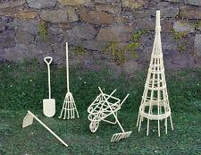 Mini Garten Rankhilfe Pflanzkarre Spaten Schaufe 7204 Dekoration Garten Terrasse