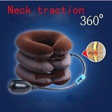 Sale Adjustable Neck Stretcher Pain Relief Shoulder Tension Back Traction Cute