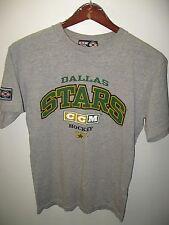 Dallas Stars NHL National Hockey League CCM Center Ice Texas USA T Shirt Medium