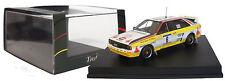 Trofeu 1619 Audi Quattro Rally Tour De Corse 1984-S Blomqvist 1/43 Escala