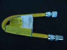 "BrassCraft Gas Connector 1/2"" x 18 "" Flexiible CSSD54-18"