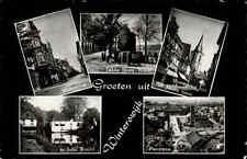 Winterswijk Winterswick AK 1961 Mehrbildkarte Kirche Denkmal Dikke Steen-Woold