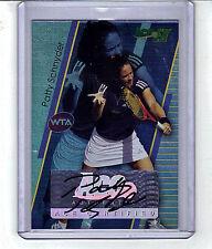 PATTY SCHNYDER AUTO 2011 ACE EX #/99