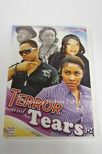 Terror and tears part 1&2 DVD (Brand new sealed)