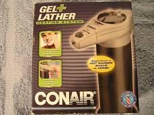 Conair HGL1R Gel + Lather Heating System Barber Mens Shave