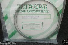 "EUROPA CARBON FLEX BANDSAW BLADE 2240MM X 1/4"" X 10TPI TO FIT ELEKTRA BECKUM 315"