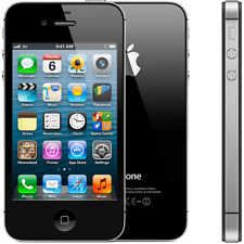 Apple iPhone 4S - 8GB - Black - Unlocked - Smartphone - *New - UK Warranty