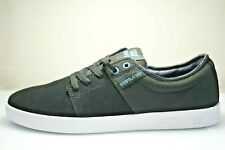 Supra Stacks II Mens Boys Skate Shoes Trainers Size UK 3 / EU 36 Suede (Y3J)