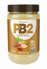 The Original PB2 Powdered Peanut Butter 16 oz Gluten free, Vegan, Kosher