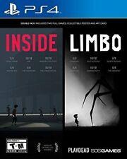 Limbo nuevo dentro paquete doble (América del Norte) - PS4 de Japón