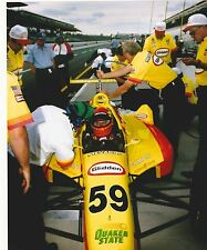 SCOTT BRAYTON 1994 INDY 500 8 X 10 PHOTO 4