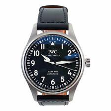 IWC Pilot's Watch Mark XVIII 40mm iw327009 Black