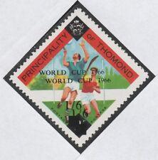 Irlanda-CLARE 4008 -1966 Tirano con coppa del mondo OPT raddoppiato U/M