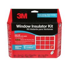3M Indoor Window Insulator Kit 6 FT 8in × 19.5 FT 1-Window Energy Savings