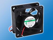 DC Axiallüfter | Sunon | MB60251VX-A99 | 60x60x25mm | 12VDC | 2,4W | Vapo | Fan