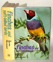 Finches And Soft Billed Birds - Henry Bates & Robert Busenbark - HB, 1970