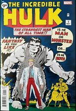 The Incredible Hulk #1 1st Appearance Marvel Comics