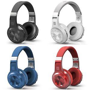Bluedio Turbine Hurricane H+ (Plus) Bluetooth 4.1 Stereo Headphones Headset