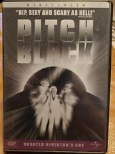 The Chronicles of Riddick: Pitch Black (Unrated Director's Cut)Dvd-Like New