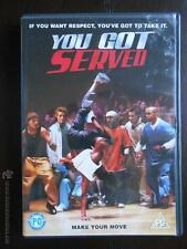 DVD YOU GOT SERVED (IDIOMAS: INGLÉS Y FRANCÉS) (5N)