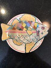 Mackenzie Childs Small Fish Bowl
