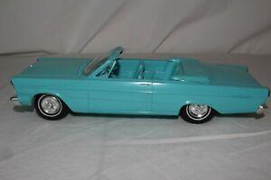 1965 Ford Galaxie Convertible Promo Car, Nice Original