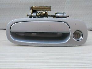 2000-2005 Toyota CELICA Driver LH Exterior Silver Door Handle (OEM)