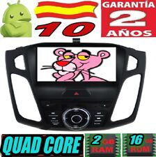 """ANDROID 10 FORD FOCUS 2015+ 9""""  AUTO RADIO COCHE DVD GPS CAR USB WIFI CANBU 4G"""