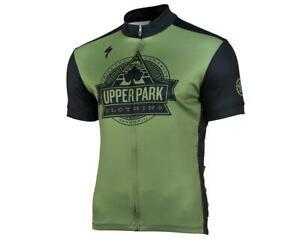 AMain Upper Park Specialized RBX Sport Short Sleeve Jersey (Green)