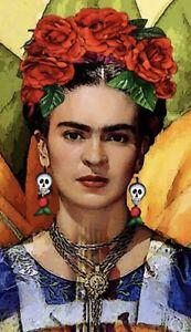 Frida Kahlo 21 Movie Poster Canvas Picture Art Premium Quality