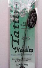 Tatting Needle Size 3-0 Includes Basic Instructions & Pattern