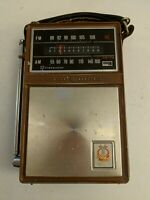Vintage General Electric P-1844B AM/FM Transistor Portable Radio Untested