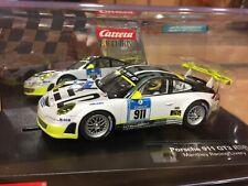 "CARRERA SLOT 1:32,PORSCHE 911 GT3 RSR ""MANTHEY RACING LIVERY"""