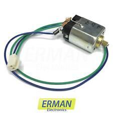 Motore elettrico mini micro motorino 3-30 DC Volt con ingranaggio e cavo