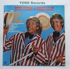 BUCK OWENS & BUDDY ALAN - Too Old To Cut The Mustard? - Ex Con LP Record Capitol