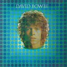DAVID BOWIE DAVID BOWIE (aka SPACE ODDITY) 180 Gram LP VINYL ALBUM (26/02/2016)